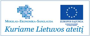 Kuriame Lietuvos ateitį logotipas